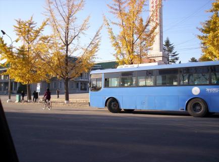 Kaesong bus