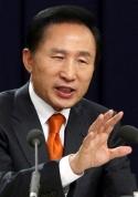 President LeeMyungbak