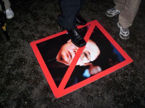 Anti-Kim Demonstration