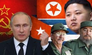 Russia-NKorea-Cuba