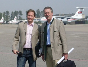 FNF Walter Klitz & Johannes Klausa