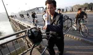 Yanggakdo bridge_2009.10