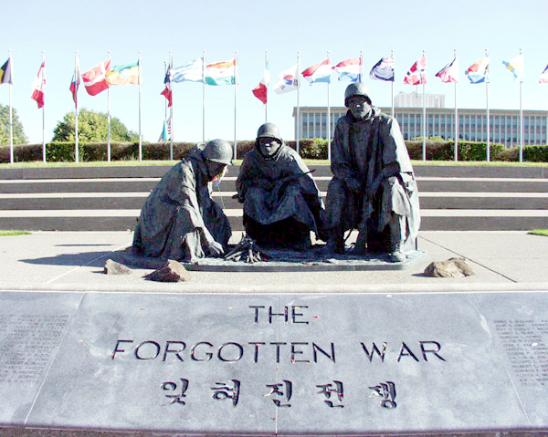 Korean war summary essay