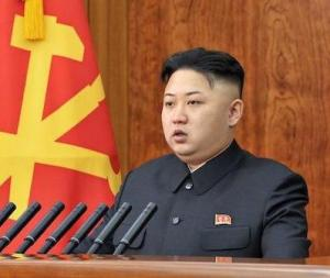 KJU New Year speech 2013