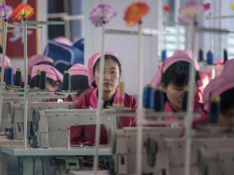 Kaesong Industrial Park - workers